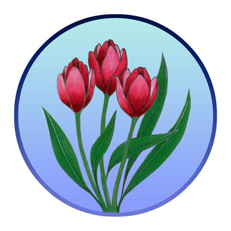 Tulips-in-Red-NKD-C1007