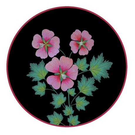 Pink-Wildflowers-NKD-C1006
